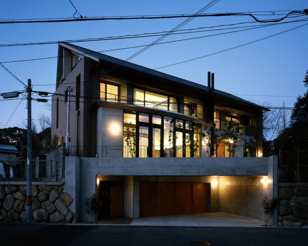 深田池の家