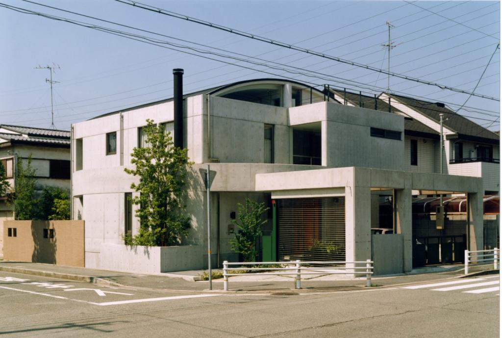 南武庫之荘の家
