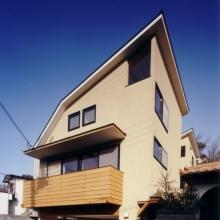 五月ヶ丘の家