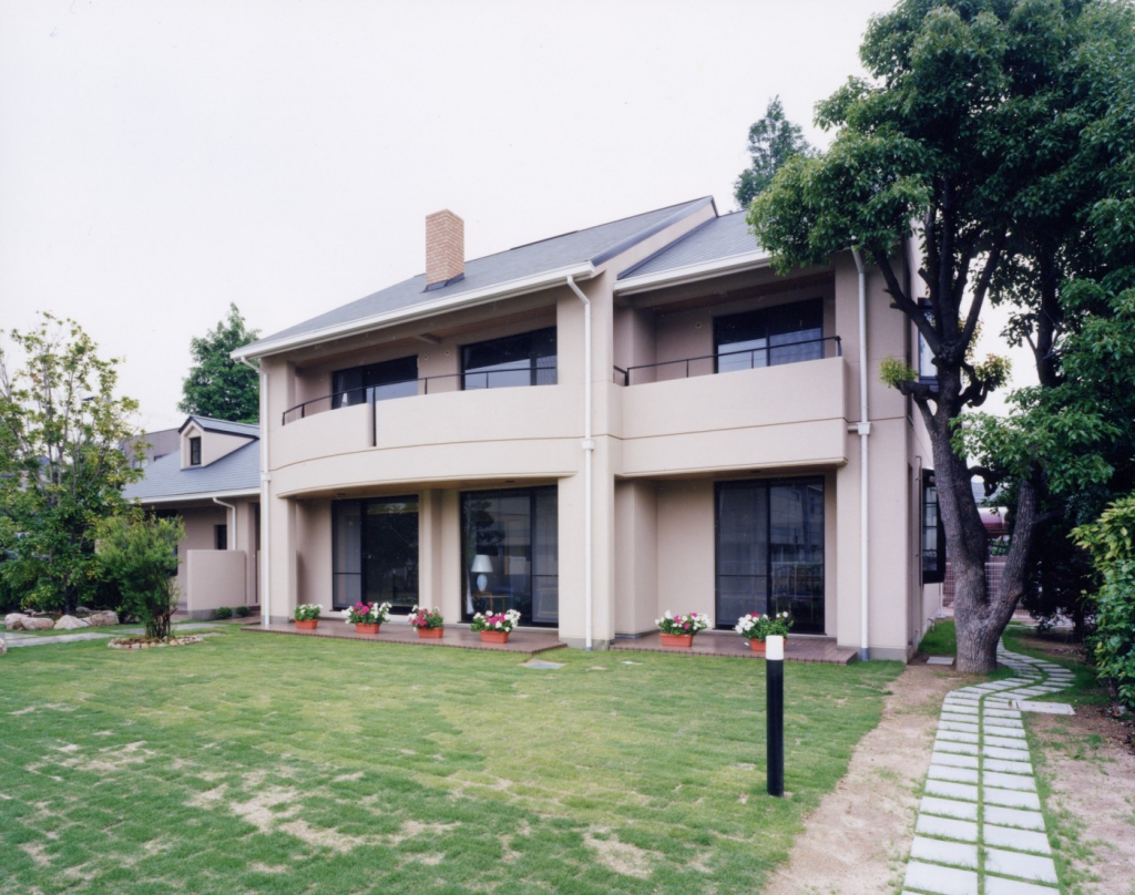 南宮町の家