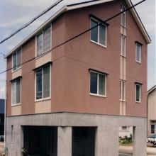 江上町の家