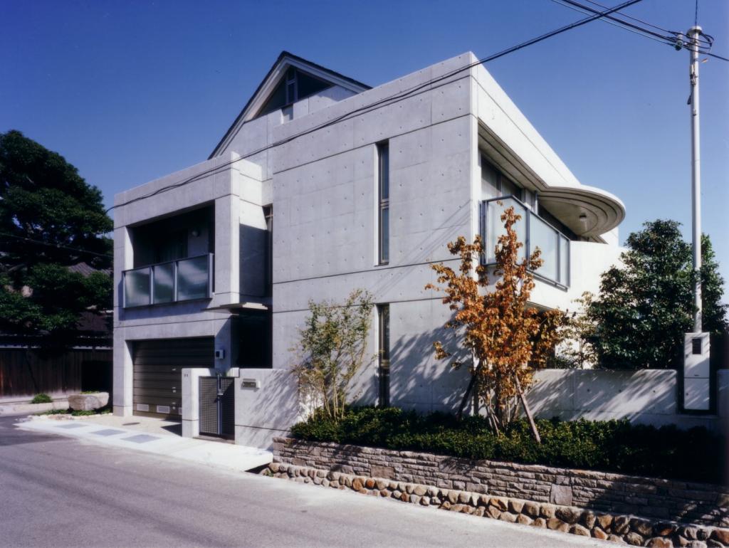 弓場町の家