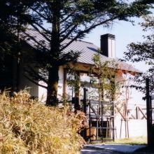 六甲山の家